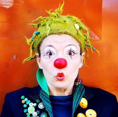 Clowning Around with Elisabeth Helland Larsen