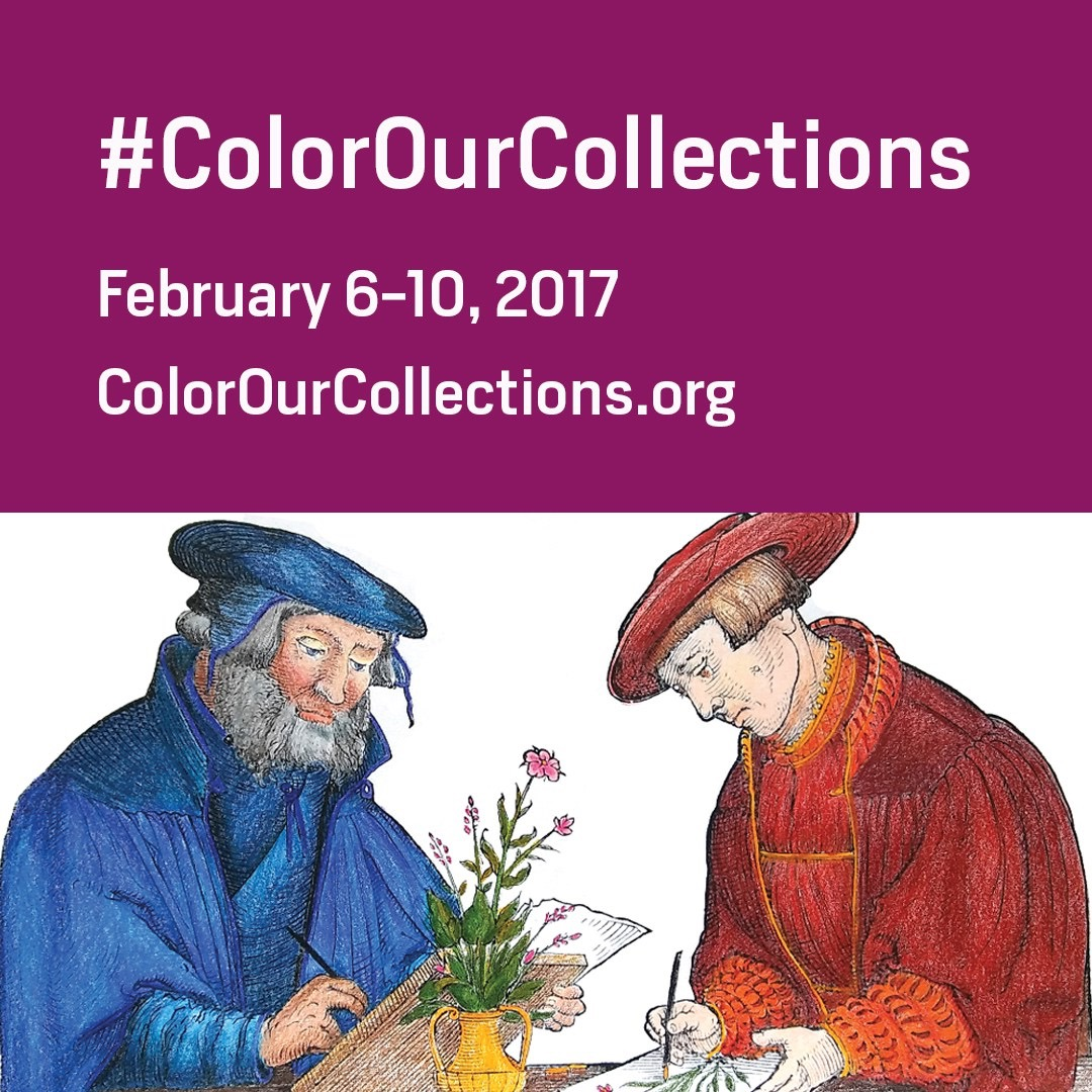 #ColorOurCollections week