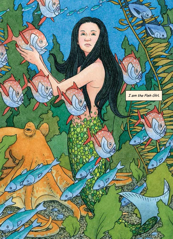 I am fish girl