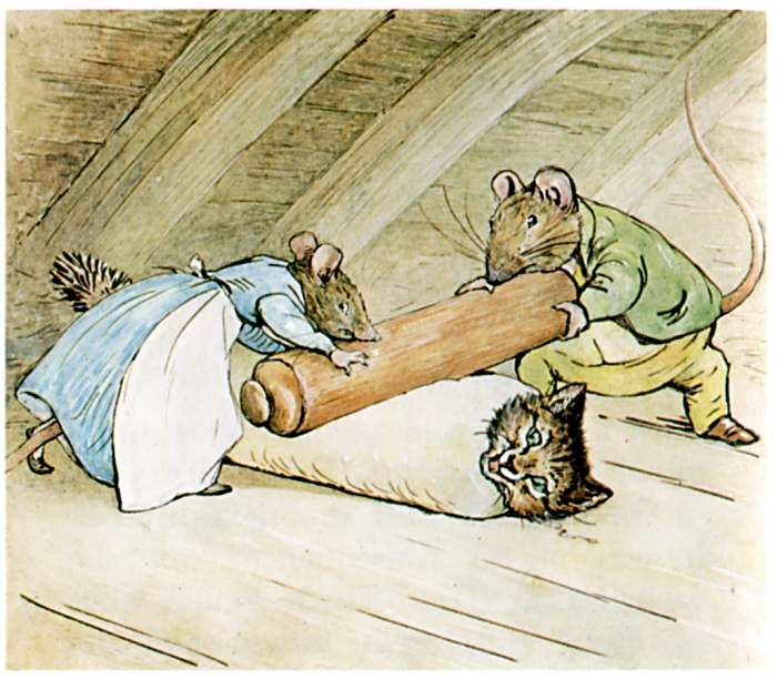 Pottering About: Catching Up With the Beatrix Potter Society