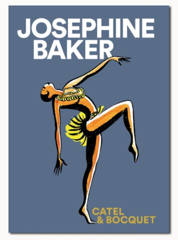 New Graphic Novel Biography Shines Spotlight on Josephine Baker