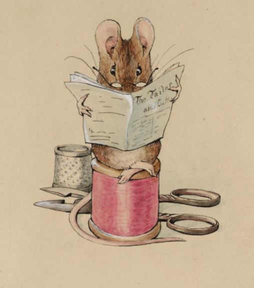 Recap of International Symposium on Beatrix Potter
