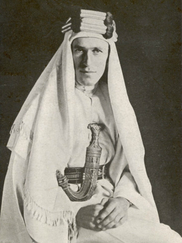 Lawrence of Arabia Exhibit at Maggs Bros. New Bloomsbury Location