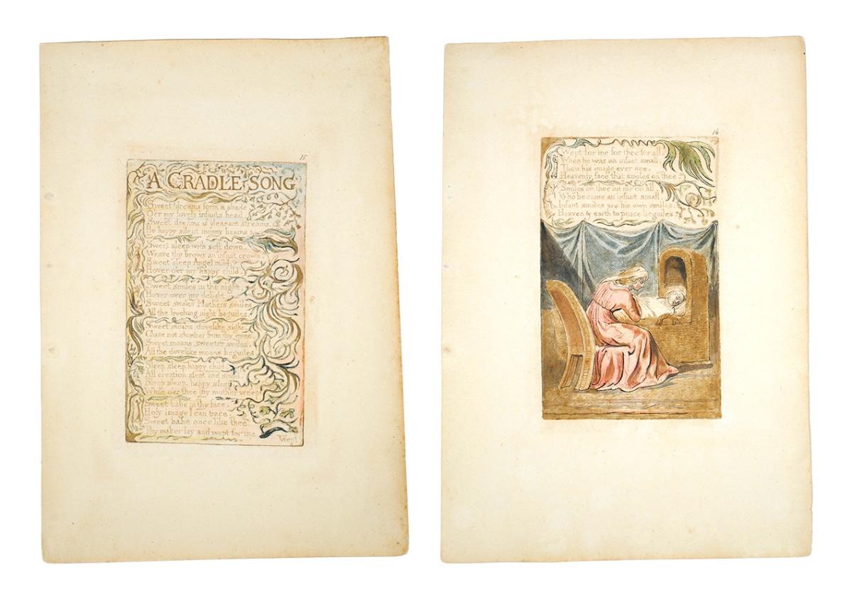 Boston Rare Book Week Preview: BlakeEtchings