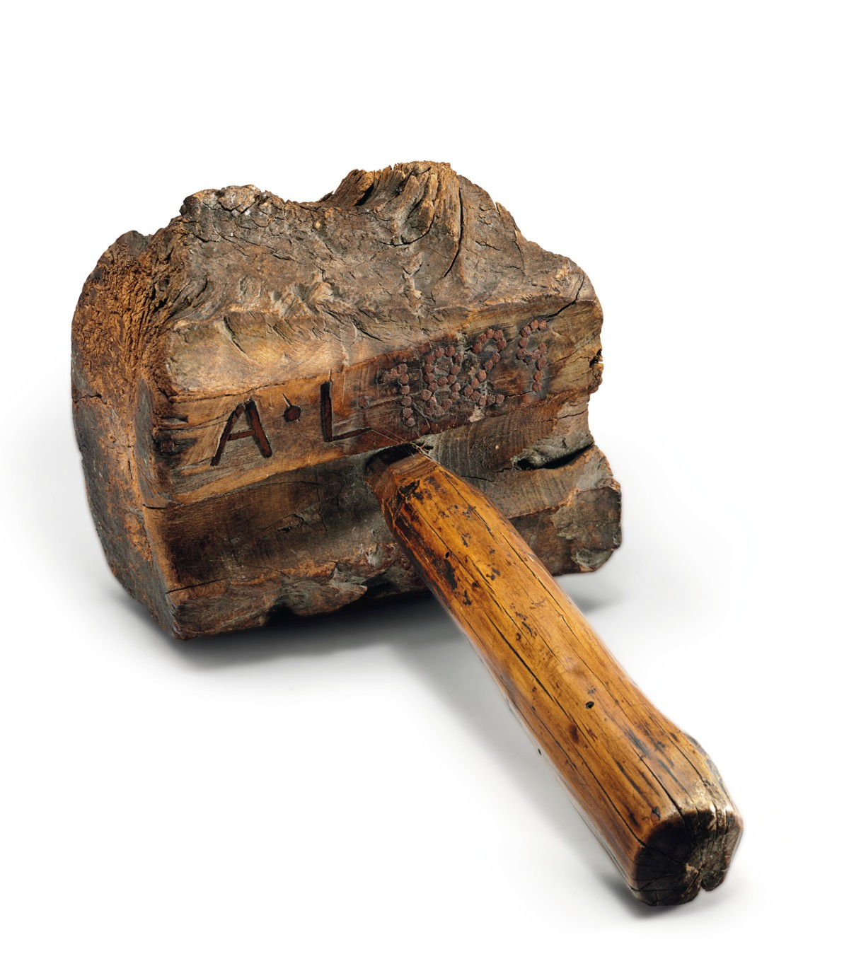Lincoln Letter and Mallet Go to Auction