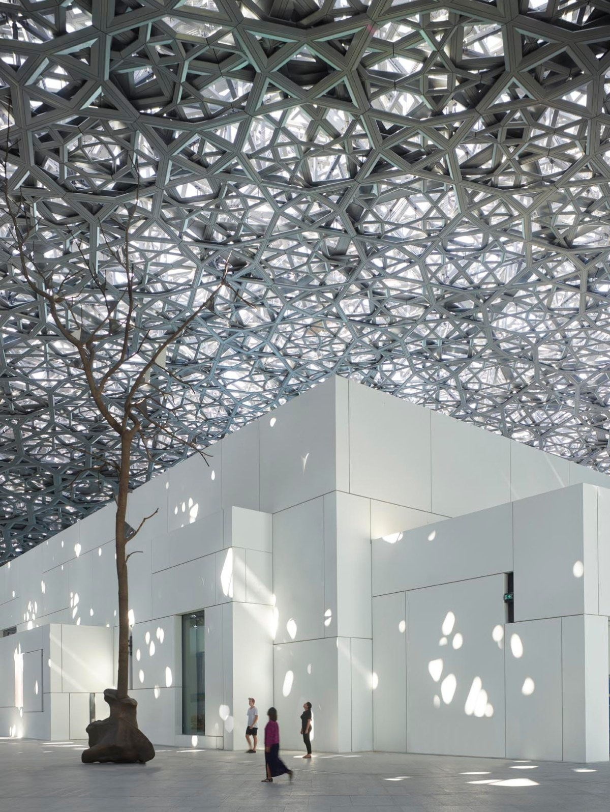 A New Light: Louvre Abu Dhabi Ushers a Global Focus on Shared Stories ofHumanity