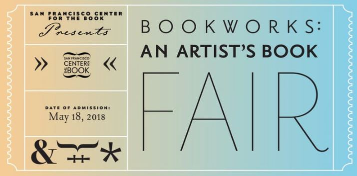 Welcome Bookworks, a New Artist's Book Fair