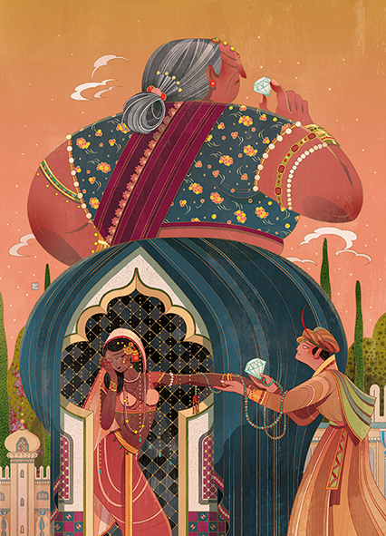 """Q&A with """"Kama Sutra"""" Illustrator VictoNgai"""