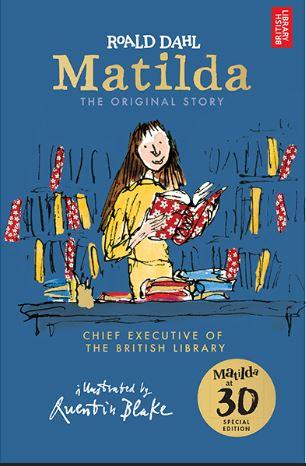 """Roald Dahl's """"Matilda"""" Turns30"""