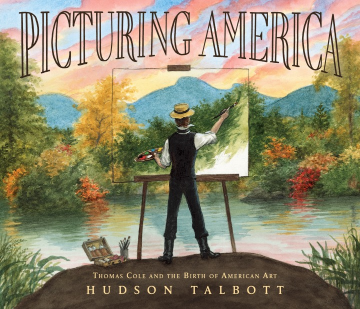 Picturing America cover