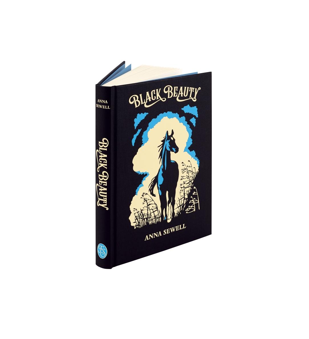 The Folio Society Black Beauty cover shot