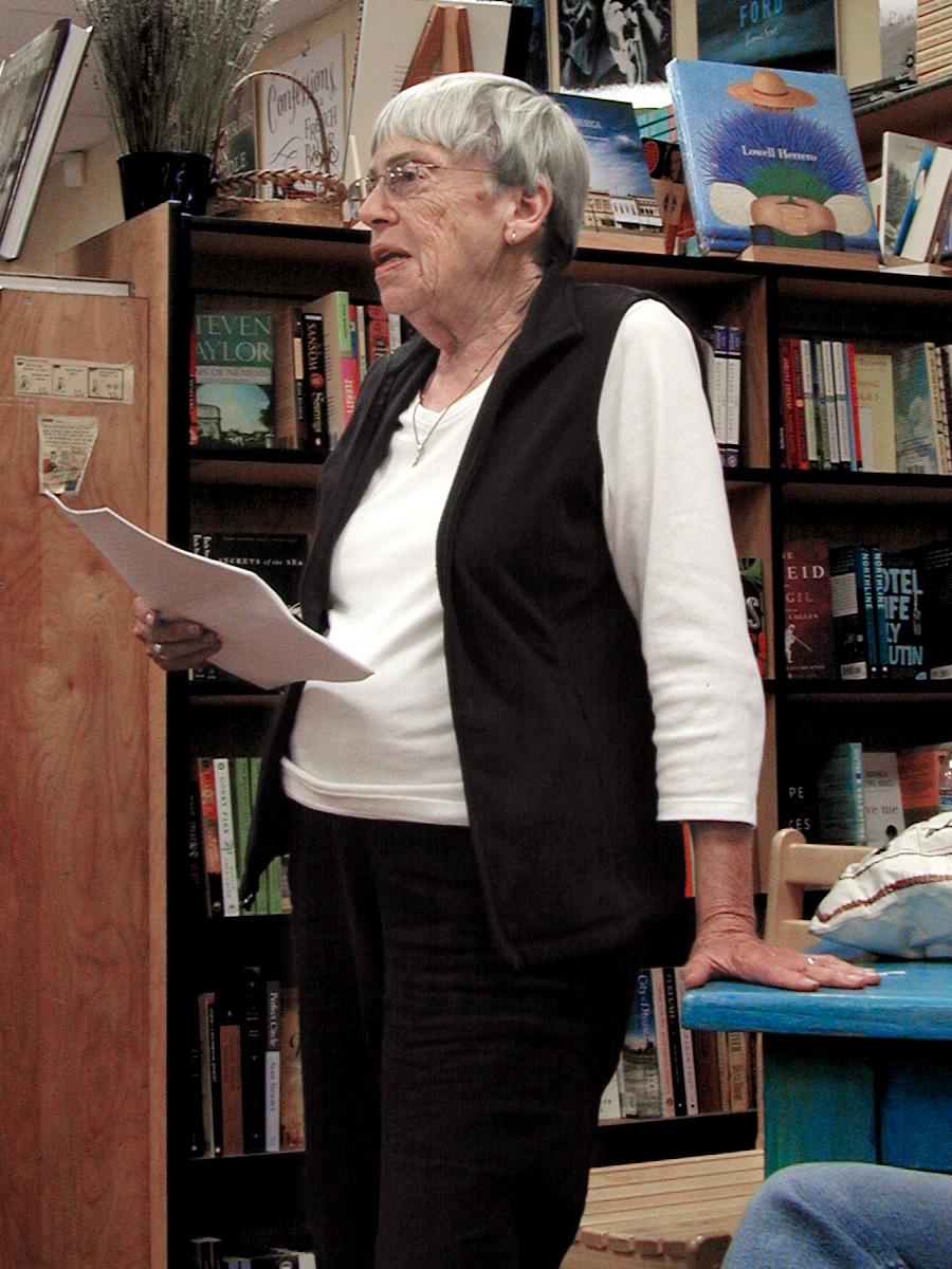 An American Master: Ursula LeGuin