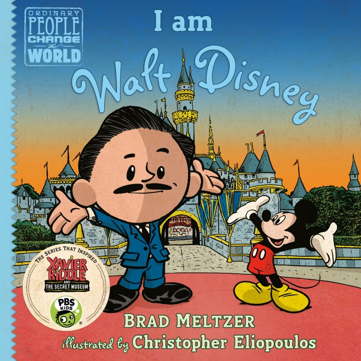 I Am Walt Disney Cover